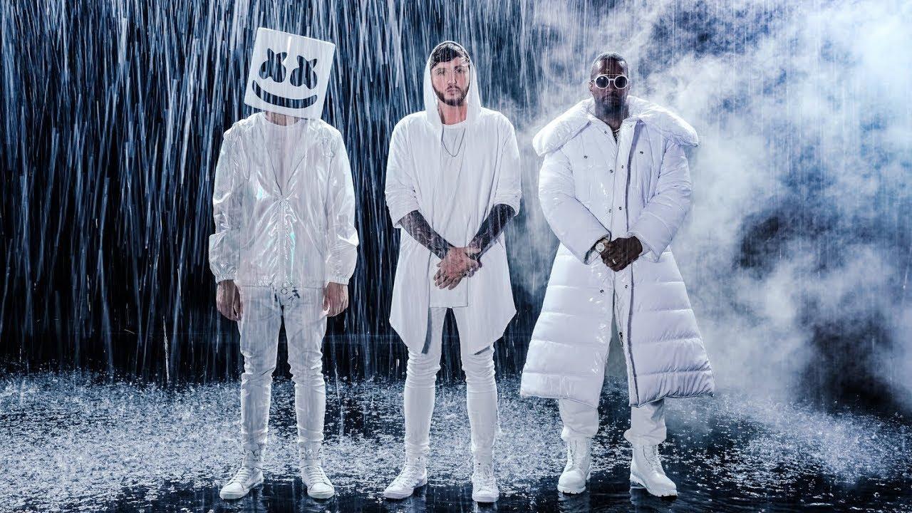 Marshmello x Juicy J ft. James Arthur — You Can Cry