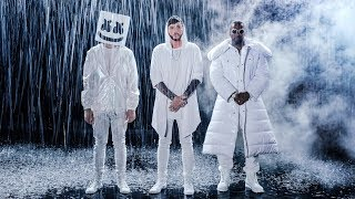 Marshmello & Juicy J & James Arthur - You Can Cry