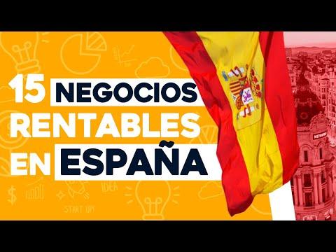 , title : '✅ 15 Ideas de Negocios Rentables en España con Poco Dinero 🤑