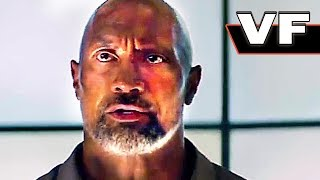 SKYSCRAPER Bande Annonce VF (Dwayne Johnson, Film d'Action 2018)