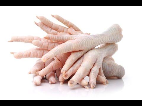 Куриные лапки. Chicken feet. 鸡爪