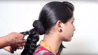 Ambada Hairstyle Step By Step Free Online Videos Best Movies Tv