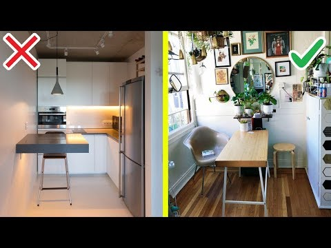 17 Smart STUDIO APARTMENT MAKEOVER with TIGHT BUDGET