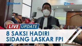 Sidang Lanjutan Unlawful Killing Tewasnya 6 Laskar FPI, Jaksa Hadirkan 8 Saksi untuk Ungkap Kejadian