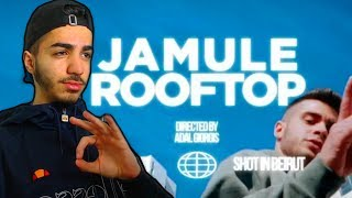 JAMULE   Rooftop (prod. By Miksu & Macloud)   Reaction  Reaktion
