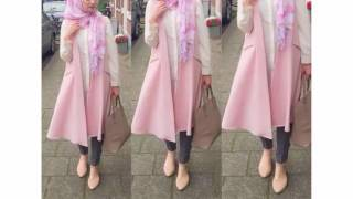 Street Style Hijab Lookbook - Casual Hijab Fashion Style - Fall Autumn 2016