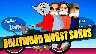 Bollywood Worst Song Lyrics : Indian Itom | Angry Prash
