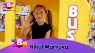 8. Nikol Marková - dejte jí svůj hlas