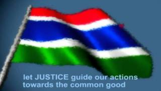 Gambia - National Anthem.avi