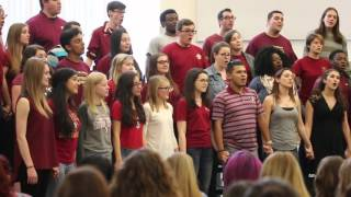"""""""Kanaval"""" by Sydney Guillaume; Florida State University Singers"""