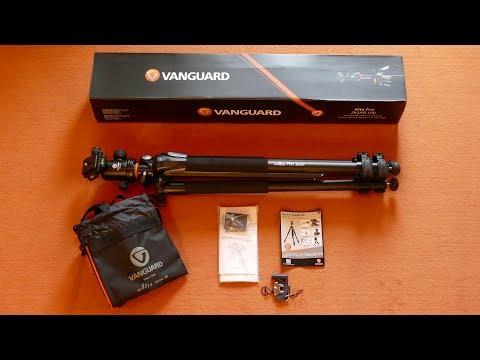 Vanguard Alta Pro 263AB 100 Dreibeinstativ [Vorgestellt]