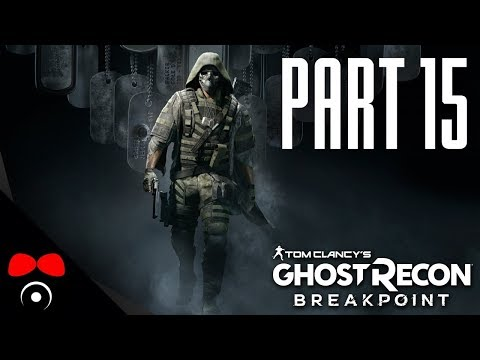 POUPÁTKO BOSS! | Ghost Recon: Breakpoint feat. FlyGunCZ #15