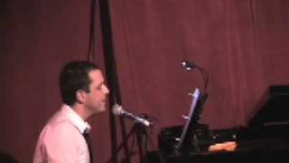 'Nothing More' sung by Scott Alan - Live at Birdland 1/12/09