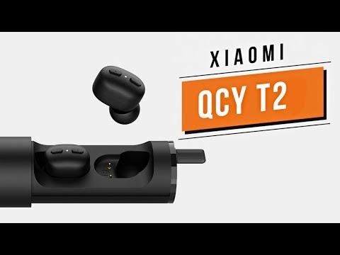 QCY T2 - Новые беспроводные наушники с кейсом от Xiaomi!