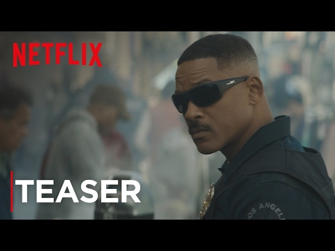 Netflix Commercial for Bright (2017) (Television Commercial)