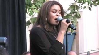 It Takes More - Jordin Sparks performs at The Grove Los Angeles 4/15/10