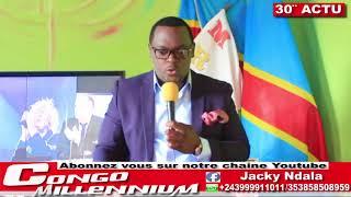 30′ ACTU AVEC JACKY NDALA, 07.04.2018