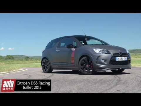 2015 Citroën DS3 Racing : chevrons de compétition - [Dossier spécial GTI]