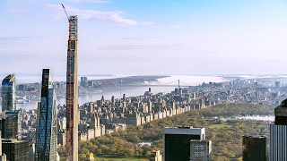 Building The World's Thinnest Skyscraper