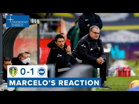 El Leeds de Marcelo Bielsa sufrió una nueva derrota ante Brighton And Hove