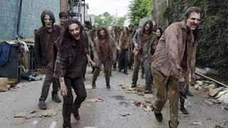 THE WALKING DEAD TRIBUTE