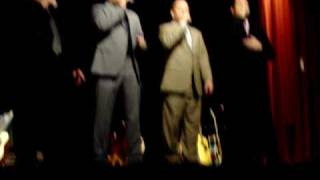 """Dailey and Vincent  """"In the Cross"""" Acappella"""
