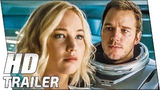 PASSENGERS Official Trailer  Jennifer Lawrence & Chris Pratt Movie 2016