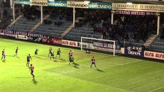 preview picture of video 'Eibar 2-1 Sestao Resumen del partido. Jornada 15 Grupo II Segunda B'