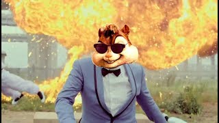 PSY   GANGNAM STYLE(강남스타일) M V ALVIN AND THE CHIPMUNKS