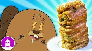 How To Make the Ultimate Sandwich - Dodeca Mega Heap | GO! Cartoons City Dwellers | Cartoon Hangover