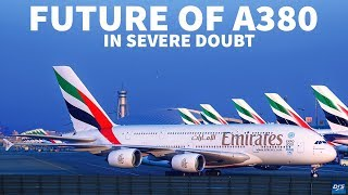 Emirates To Cancel A380 Orders?