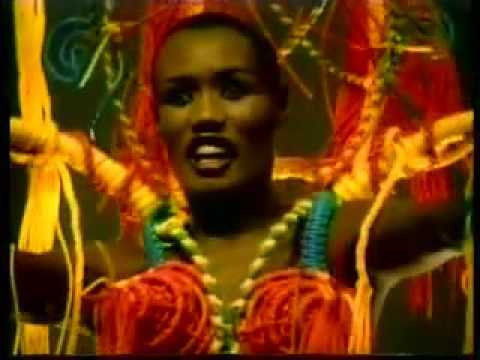 GRACE JONES I'M NOT PERFECT(BUT I'M PERFECT FOR YOU).flv