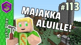 Reitti Spawnerille! | Minecraft Let