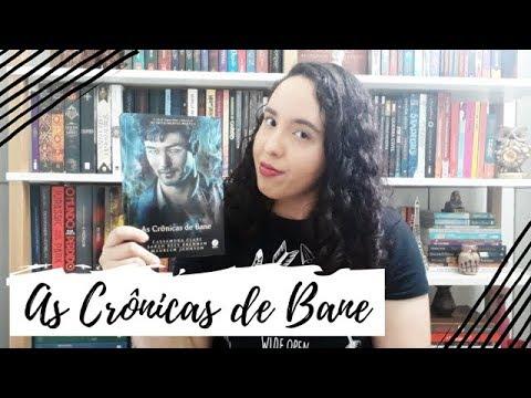 As Crônicas de Bane, Cassandra Clare | Um Livro e Só