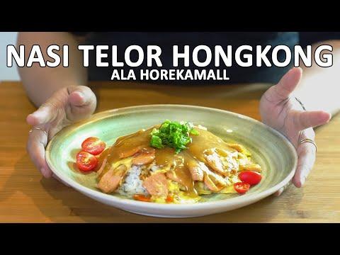 Resep Nasi Telur Hongkong dan Cara Membuatnya