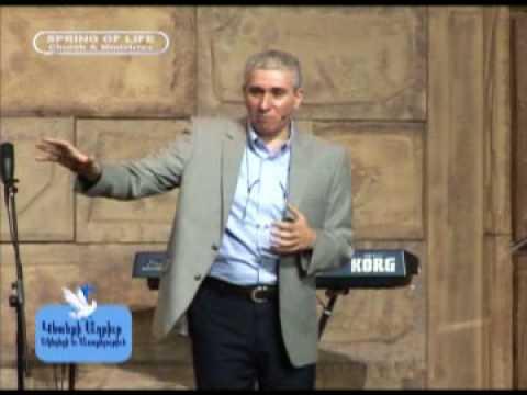 Վախճանաբանութիւն - Ընդհանուր Նիւթին Ներածականը (Մատթէոս 24)