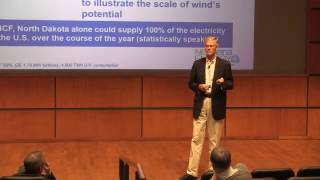 Ten Years Hence Lecture: Wind, Solar and Storage: A perspective from the Global Leader in Renewables