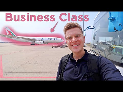 SriLankan Airlines Business Class on A330 | Was It Worth The Wait?