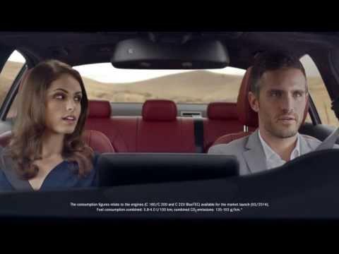 Mercedes Benz  C Class Sedan Седан класса C - рекламное видео 2