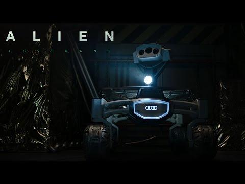 Alien: Covenant (Viral Video 'Audi Lunar Quattro')