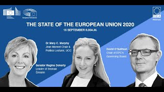 The State of The European Union 2020   Panel Discussion