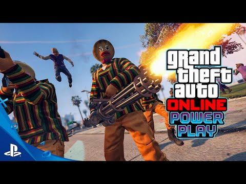 gta v playstation 4 2 players