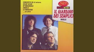 """Video thumbnail of """"Il Giardino dei Semplici - Giallo"""""""