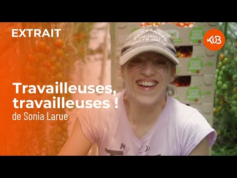 TRAVAILLEUSES, TRAVAILLEUSES - Bande annonce - KuB