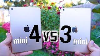 iPad Mini 4 VS iPad Mini 3 - Ultimate Full Comparison - dooclip.me