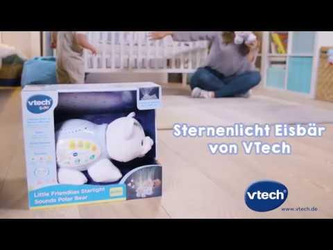 Sternenlicht Eisbär - Democlip von VTech