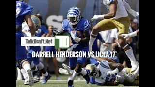 Darrell Henderson vs UCLA 2017