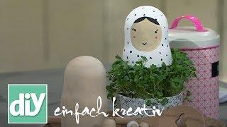 Kräuter-Matroschkas | DIY einfach kreativ