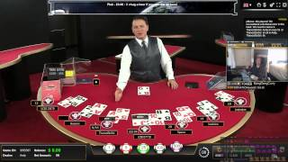 $5000 BET (real money) online gambling - Did he win or lose?