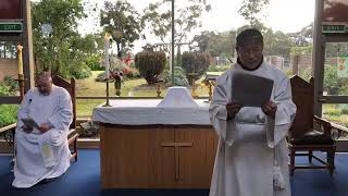 Seventh Sunday of Easter 8.00am
